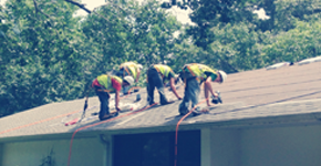 Commercial Roofing Contractor - Our Roofers can handle maintenance, repair, leaks and new construction!