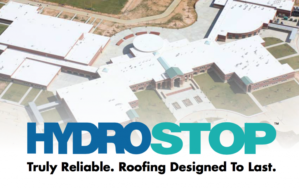 HydroStop Energy Efficient Roof Coatings